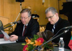 Заедно с музиковеда Лъчезар Каранлъков